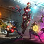Marvel: Super Heroes United concept art at Disneyland Paris