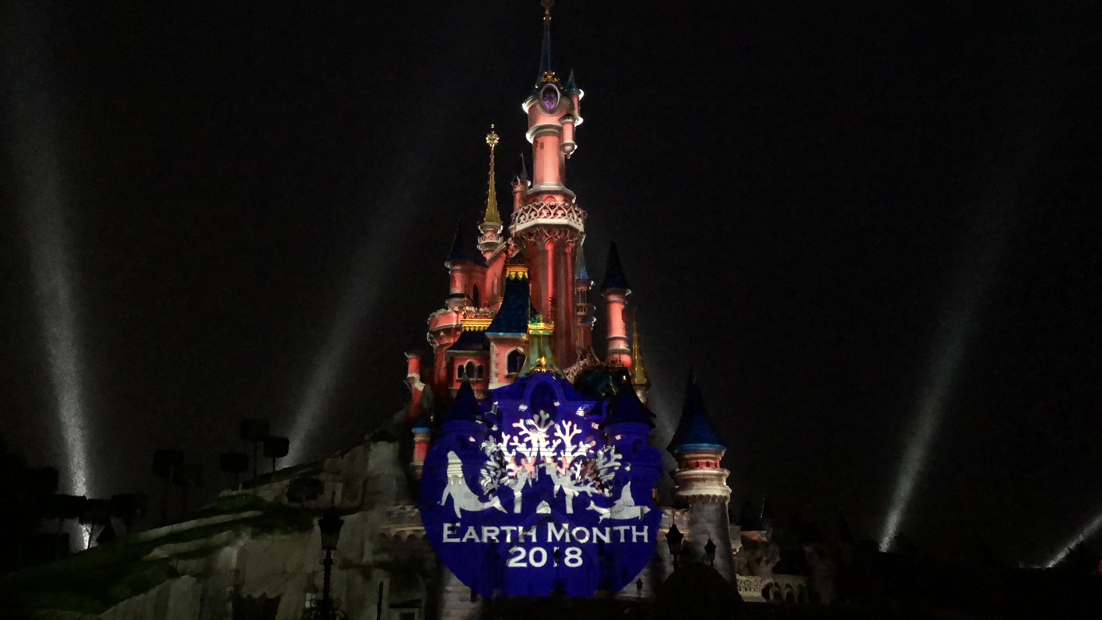 Earth Month 2018 at Disneyland Paris