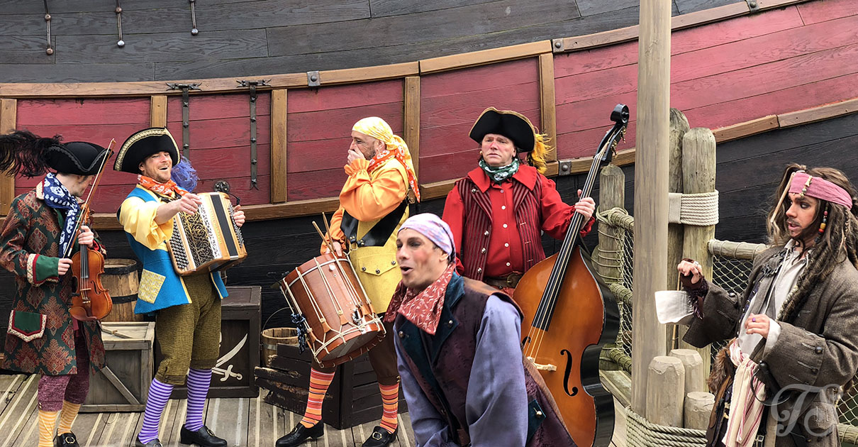 Festival of Pirates and Princesses: The Review | DLP Town