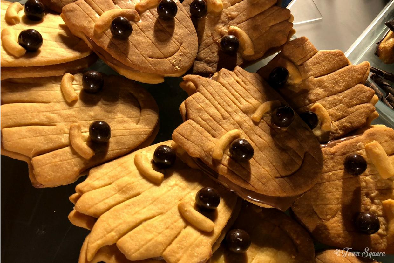 Groot Cookies at Disneyland Paris