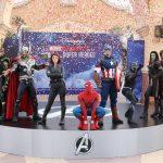 Marvel Summer of Super Heroes opening at Disneyland Paris