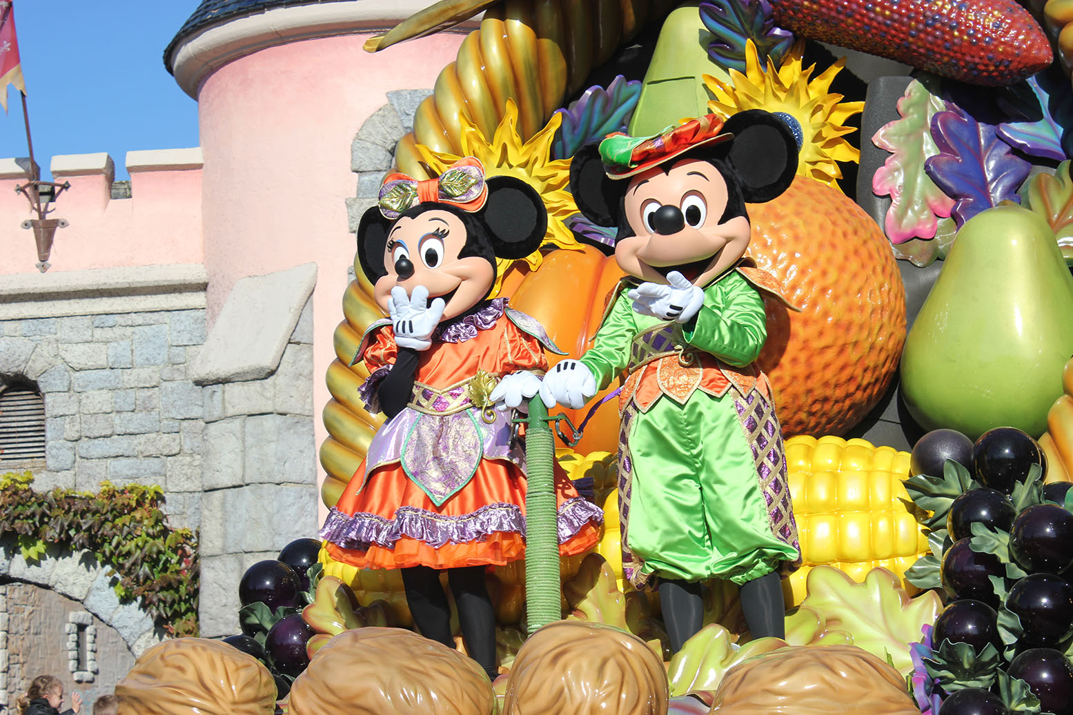 Mickey's Halloween Celebration at Disneyland Paris