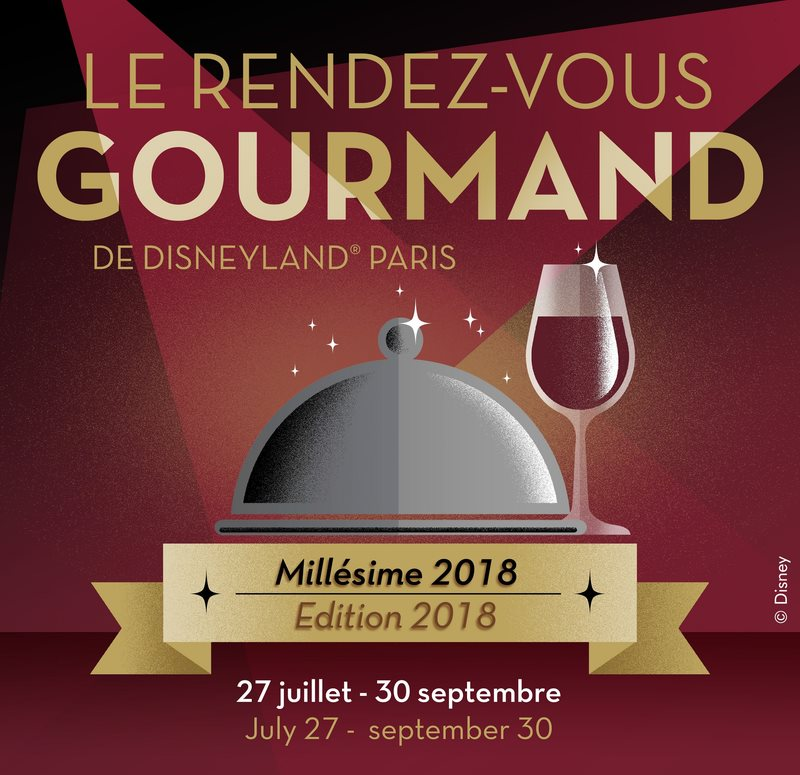 Rendez-vous Gourmand 2018 poster