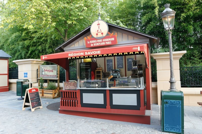 Rendez-Vous Gourmand at Disneyland Paris
