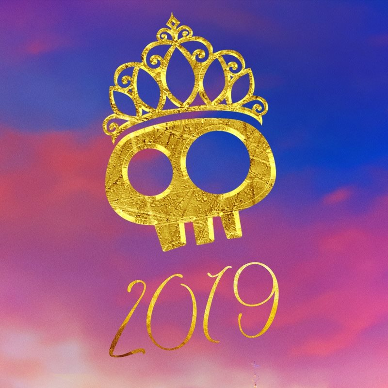 Festival of Pirates and Princesses 2019 visual