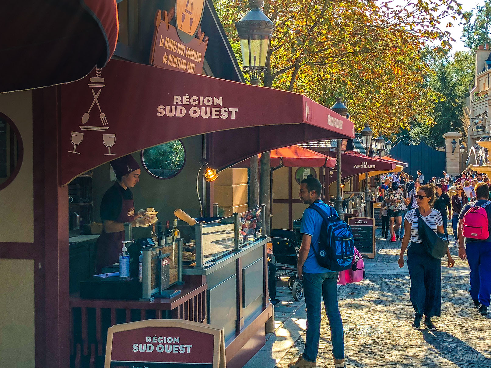 The Rendez-Vous Gourmand 2018 at Disneyland Paris