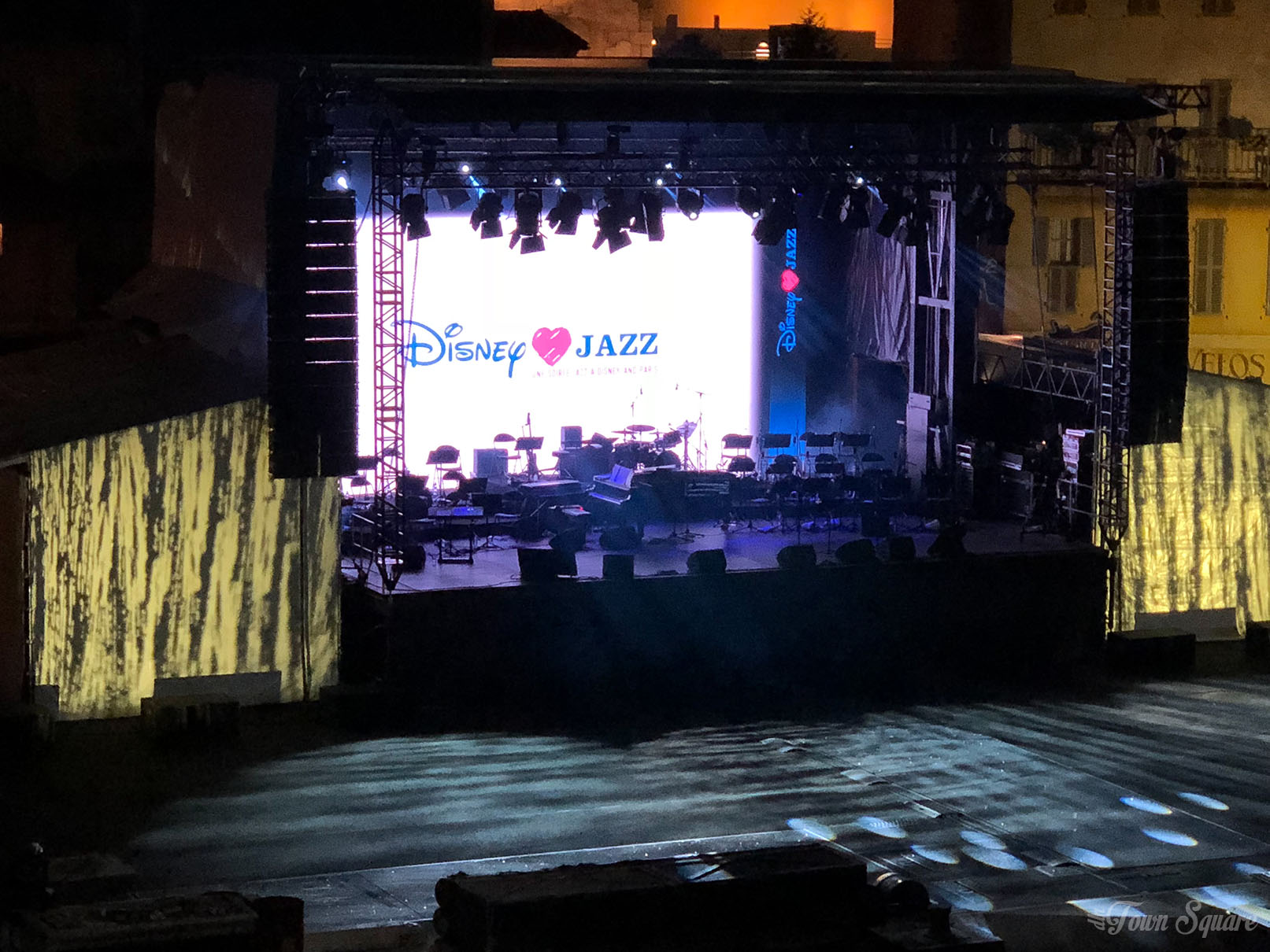 Disney Loves Jazz - Disneyland Paris concert