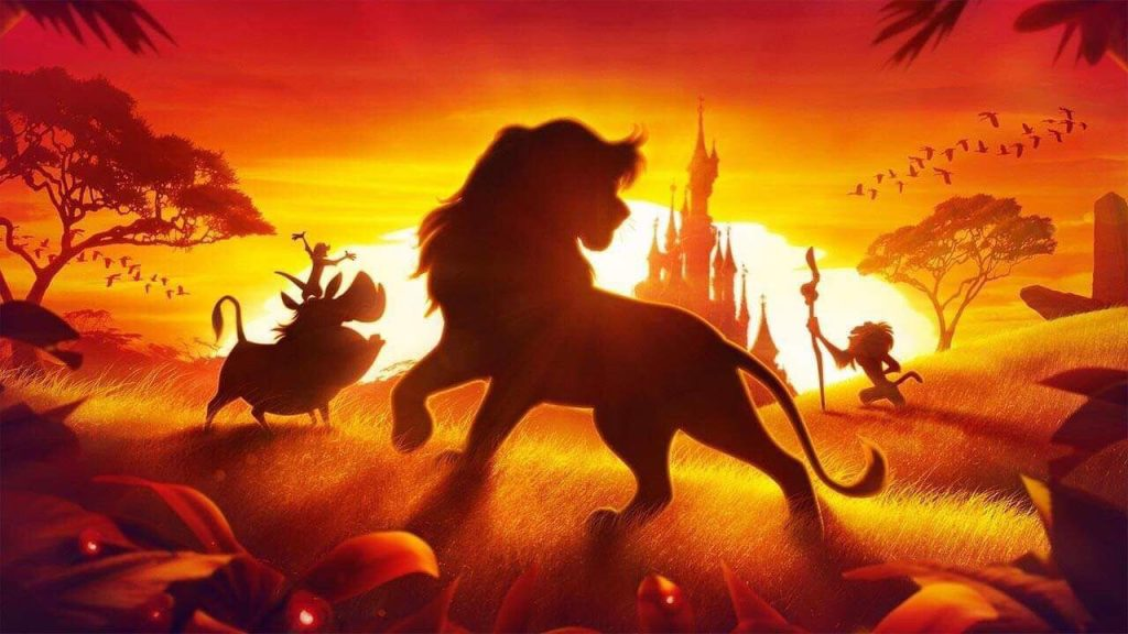 Festival of the Lion King and the Jungle visual at Disneyland Paris