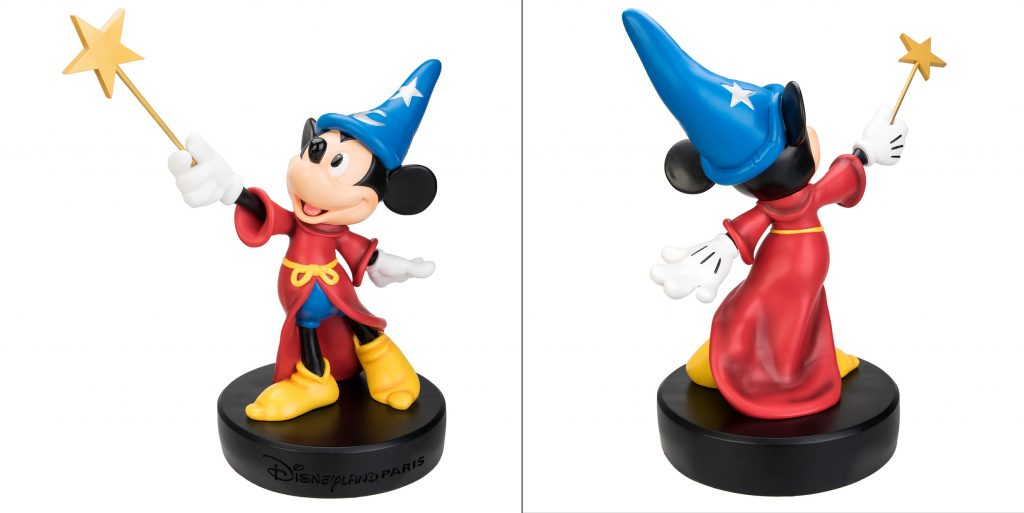 Mickey Toon Studio Sculpture - Disneyland Paris