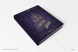 Phantom Manor Decrypted book Disneyland Paris