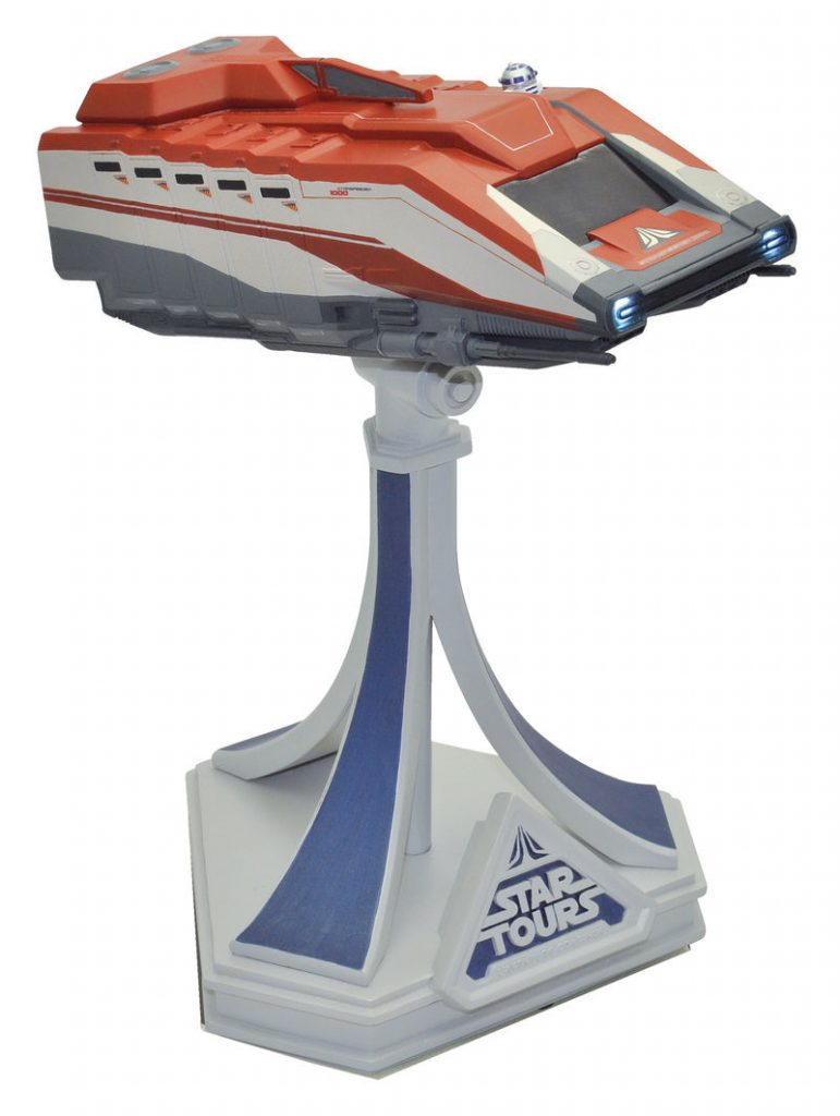 "Star Tours: L""Aventure continue collectible"