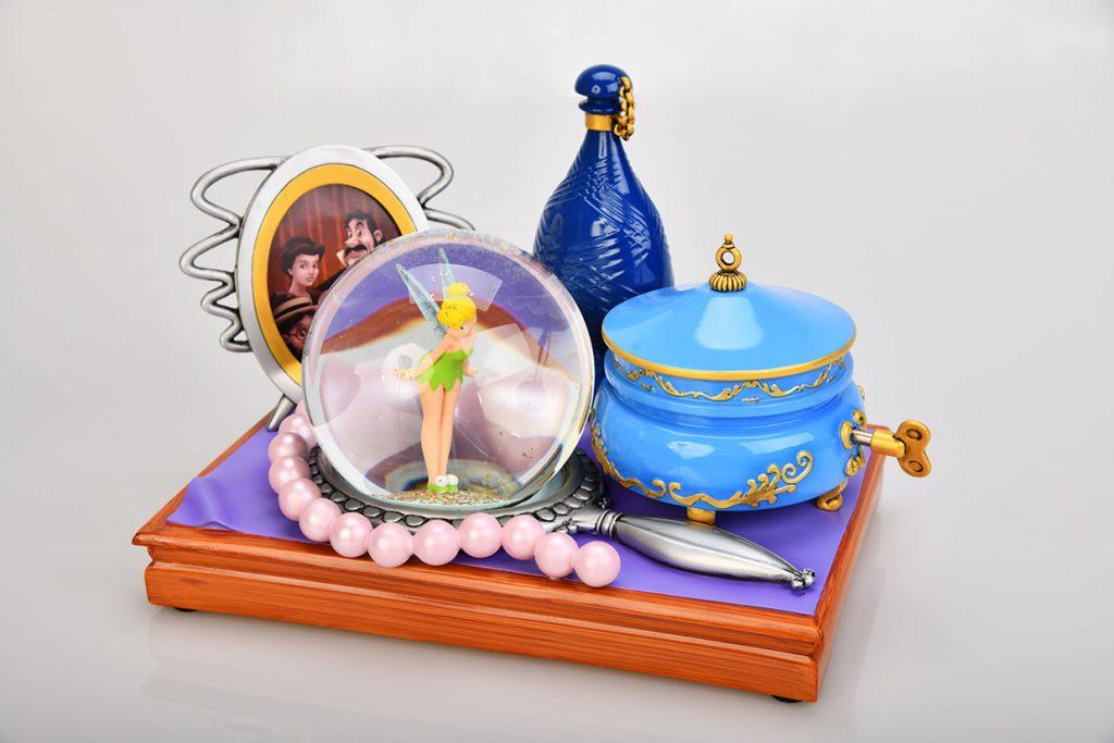 Tinkerbell Snowglobe - Disneyland Paris
