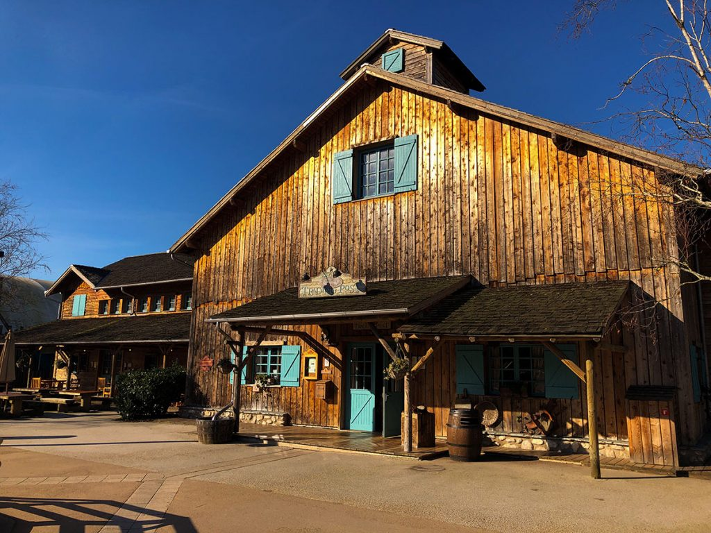 Alamo Trading Post at Disney's Davy Crockett Ranch, Disneyland Paris