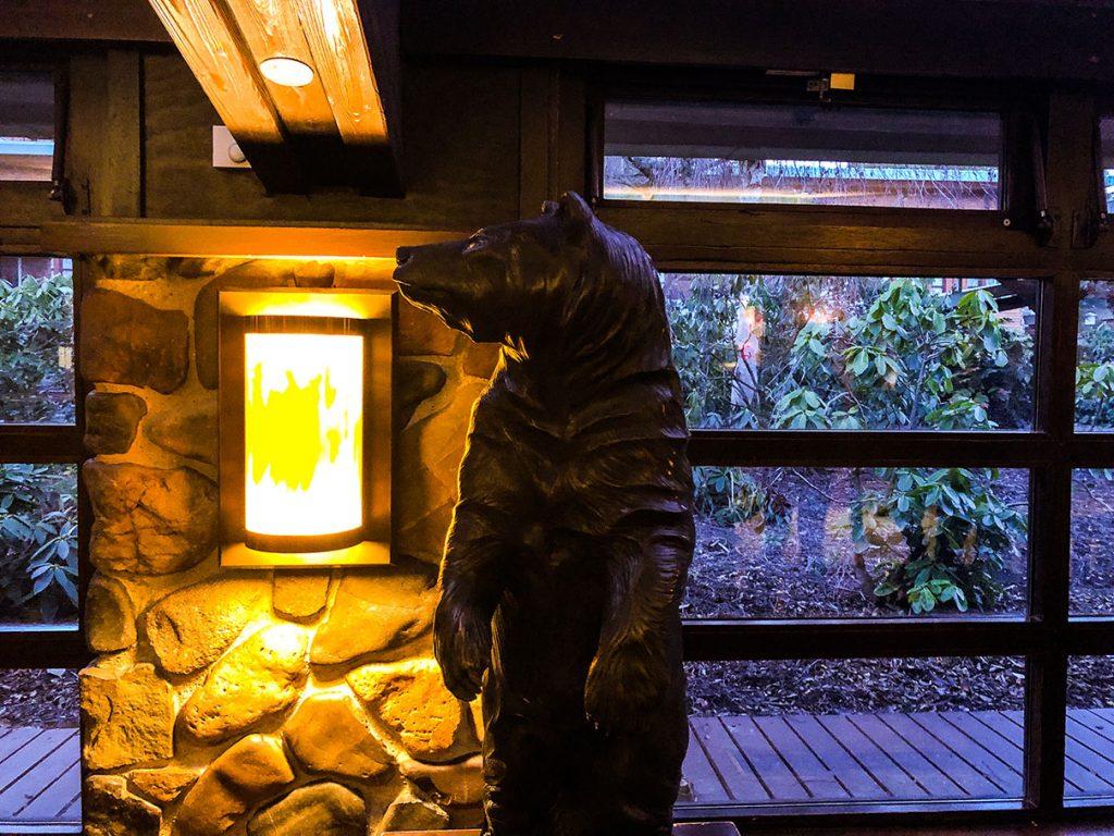 Bear of California - Disney's Sequoia Lodge