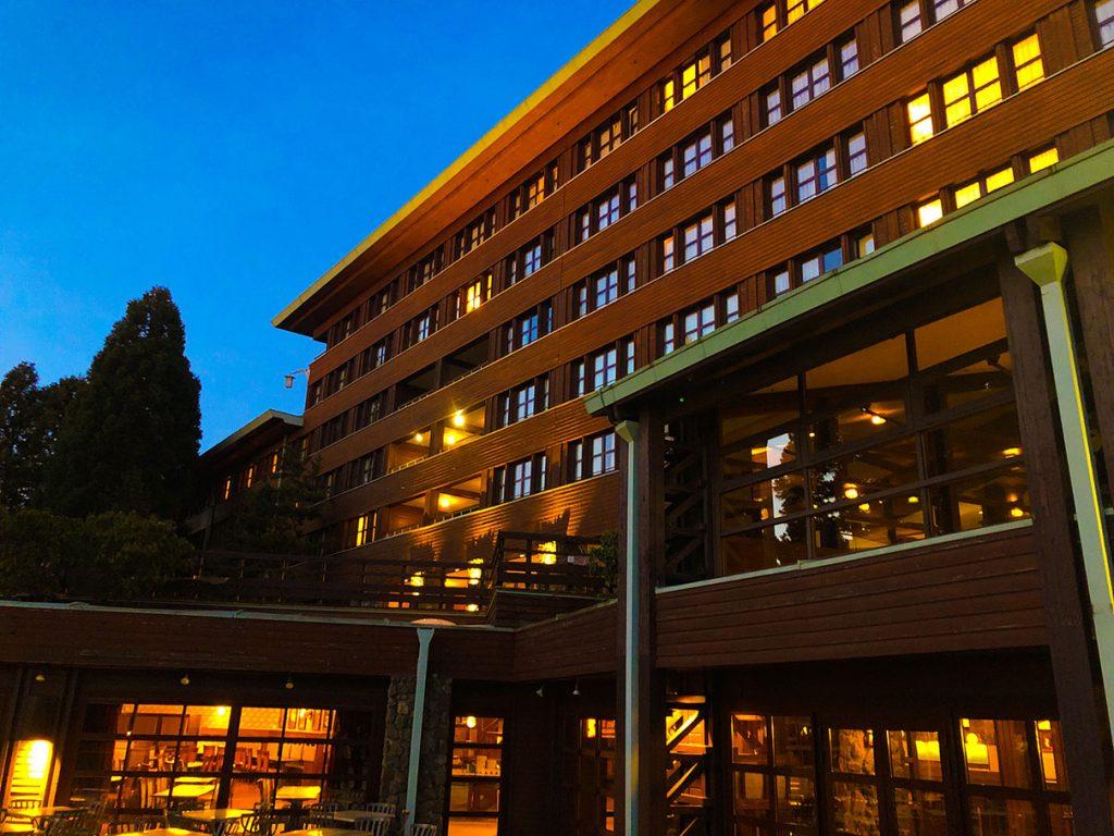 Sequoia Lodge at Disneyland Paris