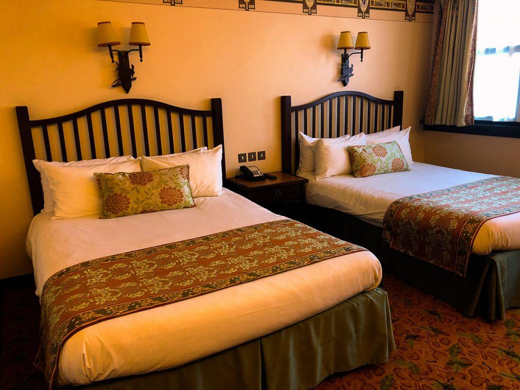 Rooms at Disney's Sequoia Lodge - Disneyland Paris
