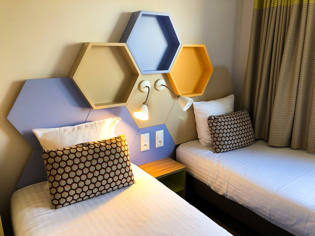 Country Premium Bedroom at Villages Nature Paris