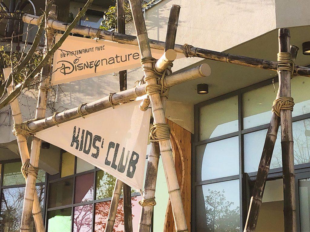 Kids Club with Disney Nature at Villages Nature Paris
