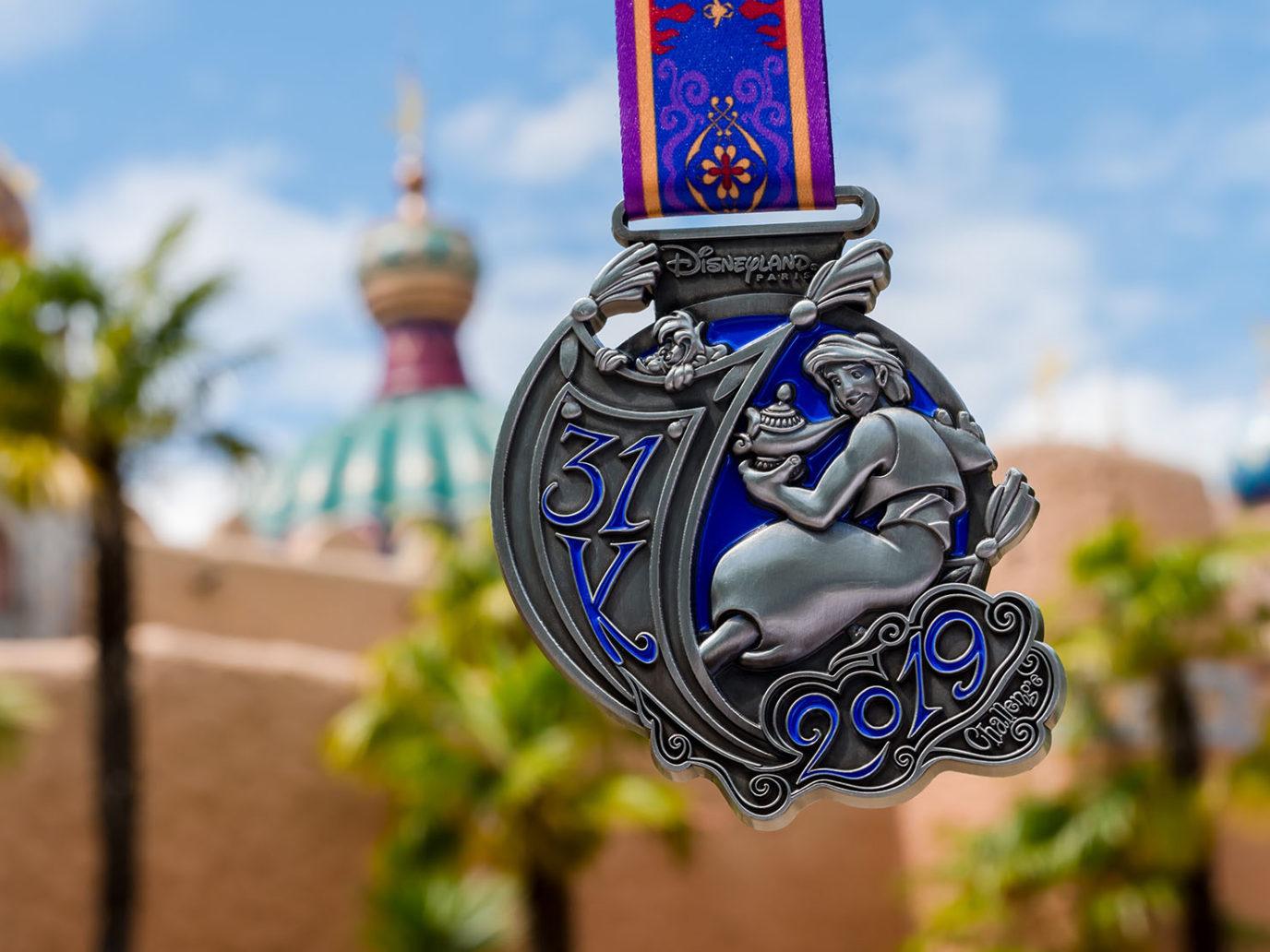 RunDisney Paris medals 2019 - revealed!
