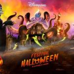 Halloween 2019 visual at Disneyland Paris