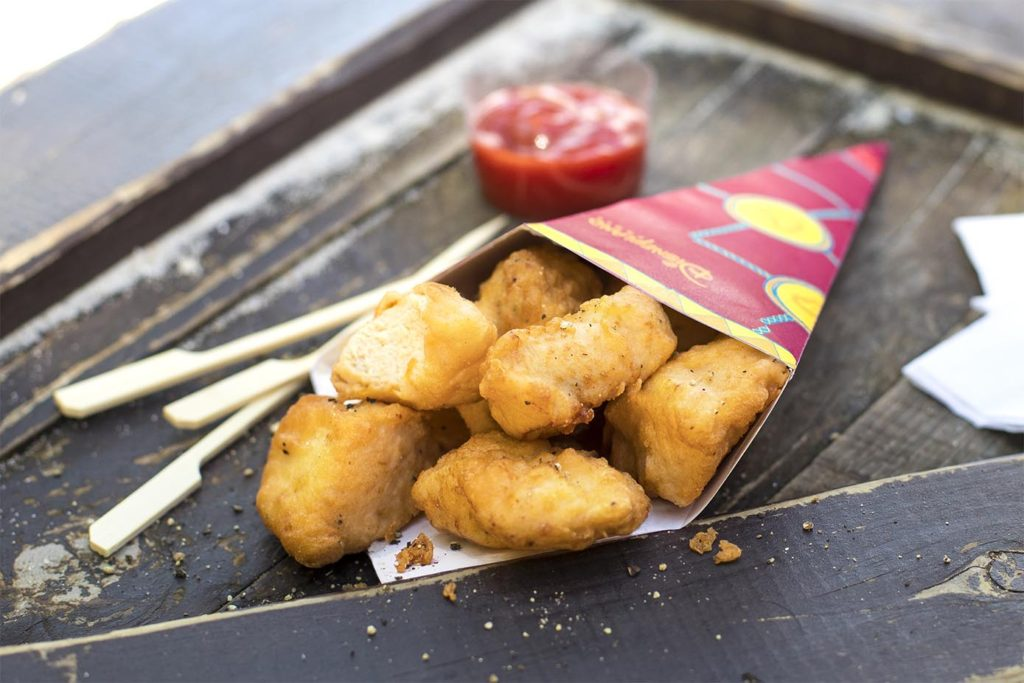 Chicken Bites - Lion King and Jungle Festival - Disneyland Paris