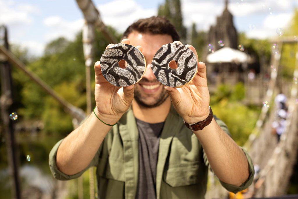 Zebralicious Donut- Lion King and Jungle Festival - Disneyland Paris