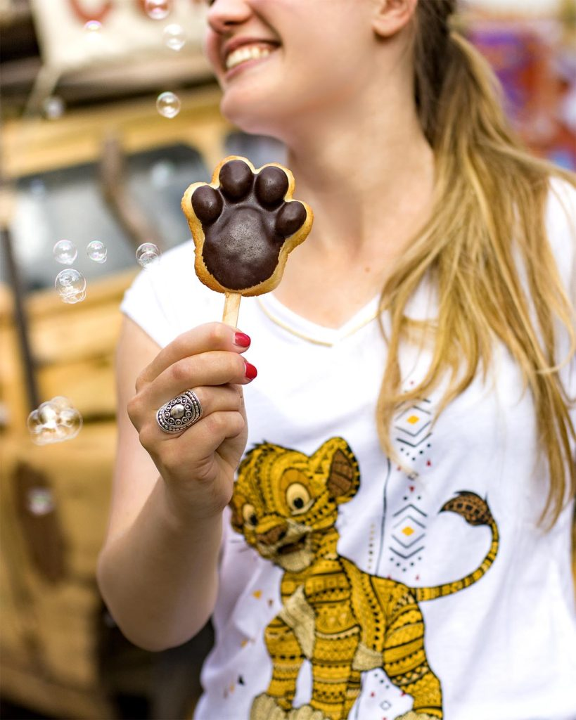 Choco-coco lollipaw - Lion King and Jungle Festival - Disneyland Paris