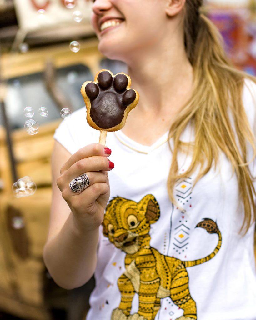 Choco-coco lollipaw - Lion King and Jungle Festival - Disneyland Paris