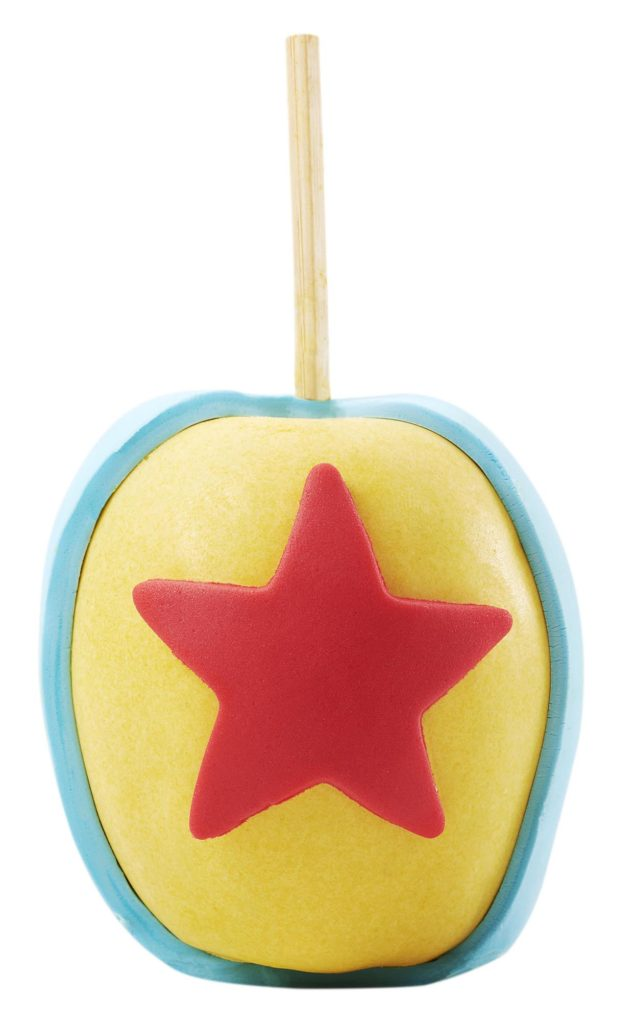 Luxo Ball Candy Apple